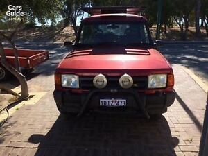 1999 Land Rover (4X4) SUV Yokine Stirling Area Preview