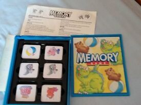 MB Memory Game - 72 picture cards
