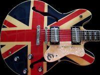 Super nova Oasis guitar