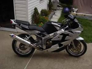 Kawasaki ninja zx6 R