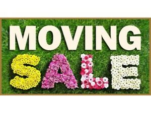 MOVING!  ALL MUST GO YARD SALE 16 GALAXY DRIVE MONCTON