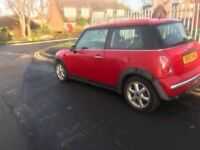 Mini One 2001 Spares or Repairs