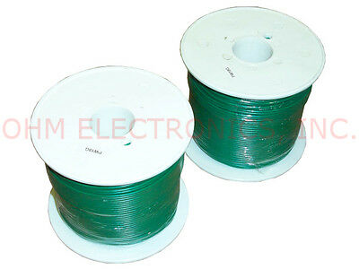 Green 500ftfootfeet 18awg Gauge Primary Wirecable Hookuppowerremote Pw18g