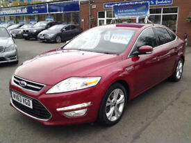 Ford Mondeo 2.0TDCi2.0 TDCi 163 Titanium X Business Edition (HALF LEATHER+SAT NA