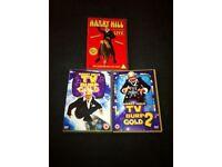 HARRY HILL DVD BUNDLE