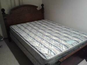 Mattress and Bed Frame For Sale