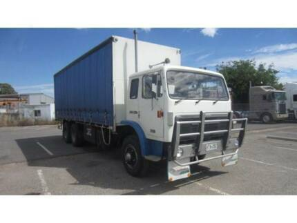 International ACCO 1850D 1850D Curtainsider Adelaide CBD Adelaide City Preview