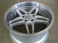 "Rare Genuine Breyton Inspiration Alloys 19 "" x 9J "" 5x120 3 series fitment ALLOYS AND TYRE PACKAGE"