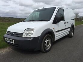 Ford transit connect 2007 67,000 miles