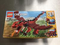Lego Creator 3 in 1 31032 Sealed Box