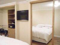 Double Room just off Uxbridge Road