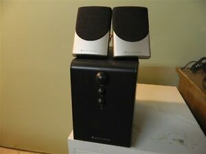 Altec  Lansing Speakers & 4 Hub USB