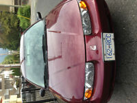 very reliable 2002 Saturn for $2000