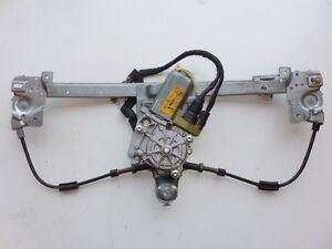Mercedes-Benz S320 600SEL 1992-1999 RL Window Regulator W/ Motor
