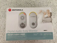 Motorola digital baby monitors