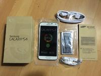 Brand new Samsung Galaxy s5 white unlocked