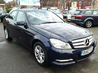 Mercedes-Benz C220 2.1CDI Blue F 7G-Tronic Plus CDI Executive