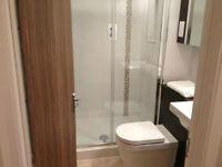Short or Long let 2 br, 2 bathroom flat opposite Tooting Broadway stn