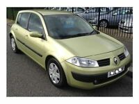 Renault Megane Dynamic 1.4 16V O/S Headlight (2004)