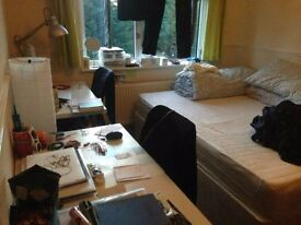 Fully inc. Nice, clean, friendly House v near tube. Available now. 159 pw