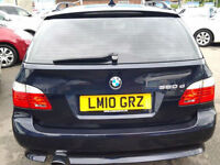 BMW 520d SE Business Edition [177] (FULL LEATHER+SAT NAV)
