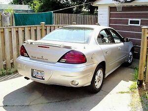2004 Pontiac Grand Am SE Sedan V6 Auto