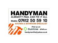 PAUL THE HANDYMAN