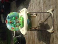 Fisher-Price rainforest highchair