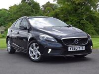 Volvo V40 D2 Cross Country Lux 5dr (black) 2014