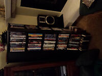 4 sided DVD or Blu Ray Stand