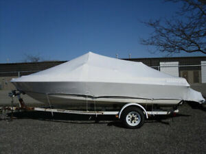 Mobile Boat or PWC Shrink Wrapping (Sudbury Area)