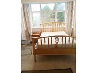 Large double bedroom room rent North Wembley near bakerloo line London Harrow Willesden