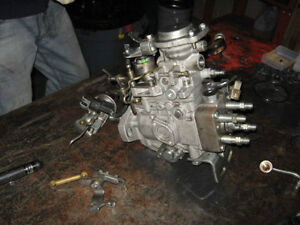 Delica/Pajero Injection Pump Rebuilt Service