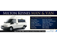 (MK BASED ✓ HOUSE REMOVALS & MAN AND VAN HIRE & Rubbish Clearance,) Excellent Reviews & Affordbale