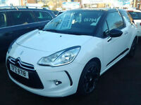 Citroen DS3 1.6e-HDi Airdream DStyle Plus