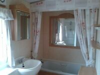 REDUCED CARAVAN FOR SALE DOUBLE GLAZED CENTRAL HEATED WITH A BATH SKEGNESS, INGOLDMELLS