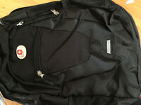 """Swiss Army Laptop Backpack and Roots Sleeve for 17-17.3"""""""