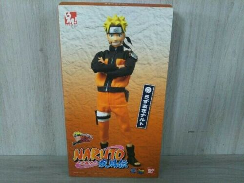 Medicom Toy Project BM! Naruto Shippuden 10th Anniversary Figure Uzumaki Naruto