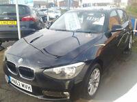 BMW 116 1.6TD Sports Hatch 2012 d EfficientDynamics