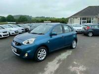 2015 15 Nissan Micra 1.2 ( 80ps ) Connect 2013MY Acenta