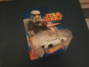 Hot Wheels, Star Wars, Storm Trooper, CLY81