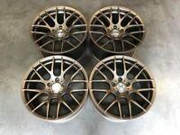 19 Inch STRÖM M359 Alloy Wheels M3 Models E60 E61 E62 E63 E90 E91 E92 E93 F10 F11 F12 F13 5x120
