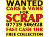 SCRAP MY CAR LONDON SCRAP A CAR ESSEX FOR CASH SELL MY CAR 077 395 06 928 - FREE FAST COLLECTION Stanford-le-Hope