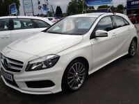 Mercedes-Benz A180 BlueEFFICIENCY AMG Sport Half Leather