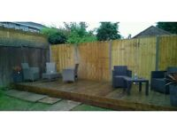 1st deFENCE, fencing,decking and gates