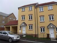 5 BED UNFURNISHED*COPPLESTONE 20 MIN EXETER*NRSTATION NO REF FEES NO VAT*MOVE IN NOW *IDEAL LOCATION