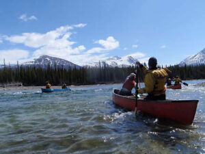 First Canoe Class only Two Weeks Away with Tatshenshini Exp!!