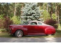 1947 Ford Coupe Custom Lead Sled Street Rod Chopped