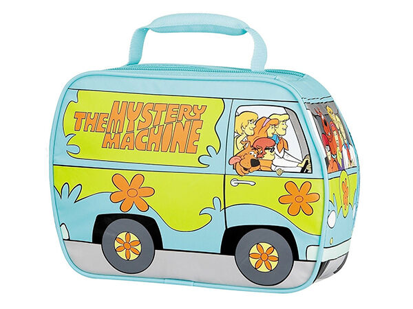 Scooby Doo and the Mystery Machine Thermos Novelty Lunch Kit