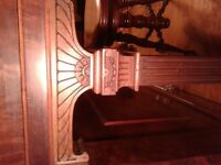 Heintzman antique upright grand piano